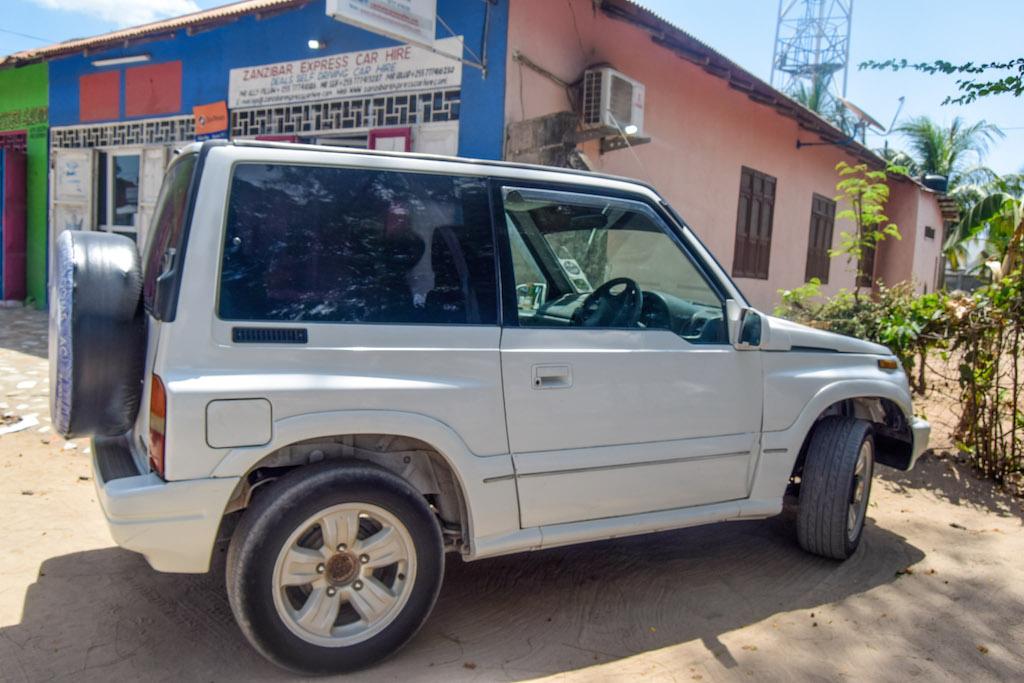 Car Hire Zanzibar Car Hire Expeditions Travel And Car Rental